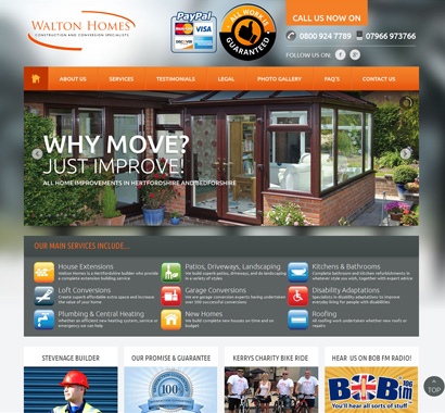 Walton Homes (UK) Limited
